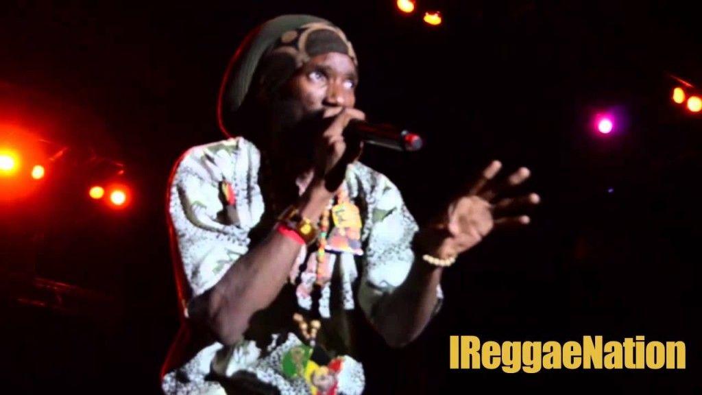 "Kabaka Pyramid ""Warrior"" @ Rebel Salute 2014"