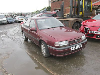 EBay 1995 VAUXHALL CAVALIER EXPRESSION AUTOMATIC 18 PETROL RED BARN FIND Classiccars Cars