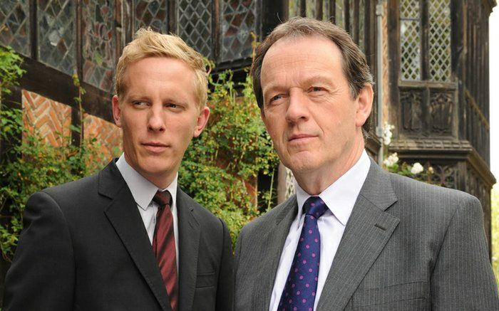 Inspector Lewis Has Started Again Love Ds James Hathaway
