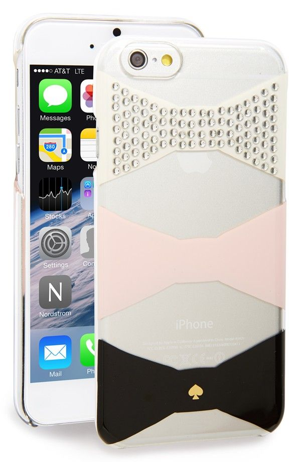 Kate Spade New York Bow Tiles Iphone 6 6s Case