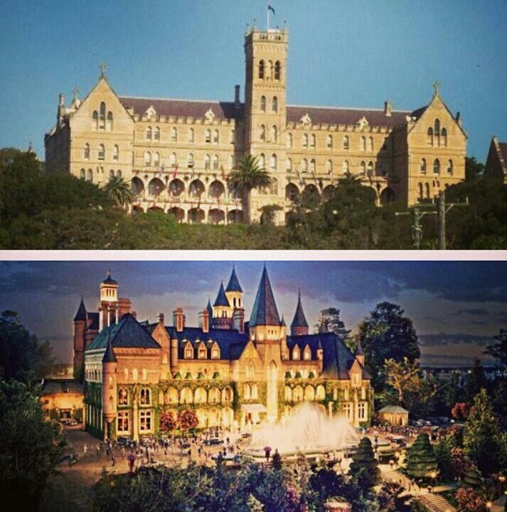 International College Of Management In Manly Is The Long Island Mansion For The Great Gatsby Film Study Abroad Australia Manly Beach Dream Vacations