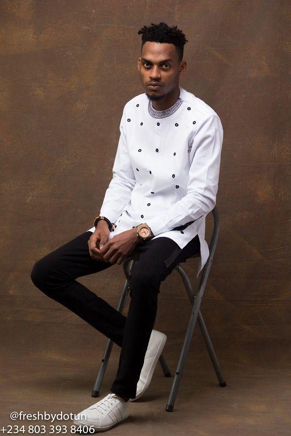 The 2017 Nigerian Men Fashion Styles Magazine!
