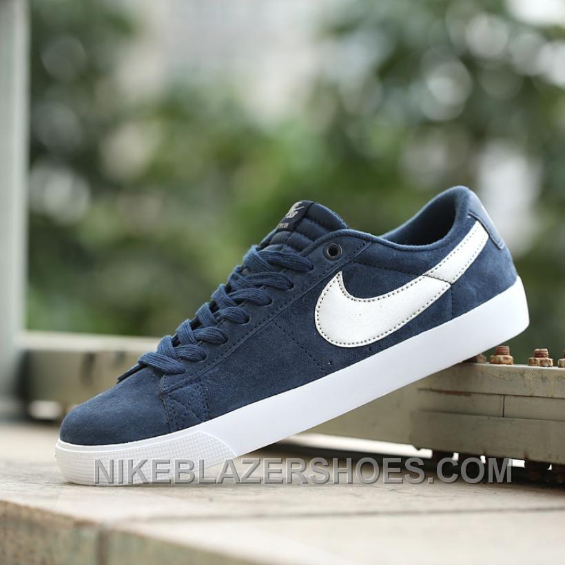 Nouveau Nike La Marine Des Blazers