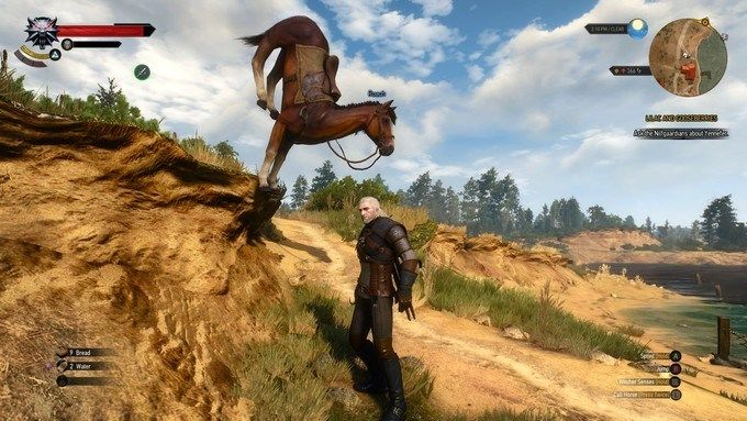 Witcher 3: Blood and Wine is so majestic