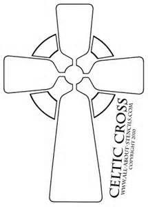 Celtic Cross Template