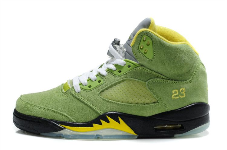 https://www.hijordan.com/air-jordan-5-retro-suede-green-yellow-black-p-536.html Only$88.90 AIR #JORDAN 5 #RETRO SUEDE GREEN YELLOW BLACK Free Shipping!