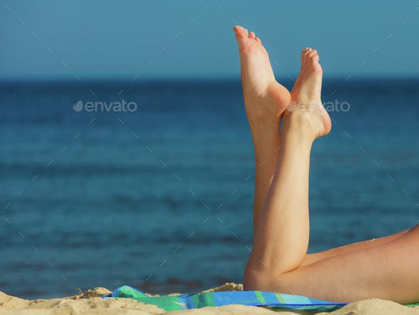 Download Free Graphicriver 	             Summer vacation. Legs of sunbathing girl on beach            #backside #beach #beauty #closeup #coast #coastline #female #girl #happiness #holiday #legs #leisure #lying #ocean #outside #part #pleasure #relax #relaxing #resort #rest #sand #sea #seaside #sexy #summer #summertime #sunbath #Sunbathing #swimsuit #tan #Tanning #tourism #tourist #vacation #water #woman #young