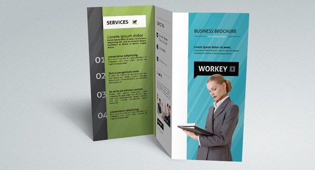 45 Free Brochure Templates Psd Download Brochure Template Free