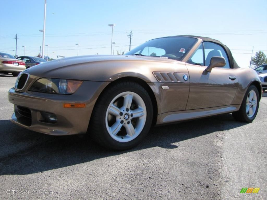 2000 Bmw Colors 2000 Bmw Z3 2 3 Roadster Impala Brown