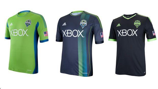 timeless design 87023 76dbf Seattle Sounders Jersey Week 2014 | Sports | Seattle ...