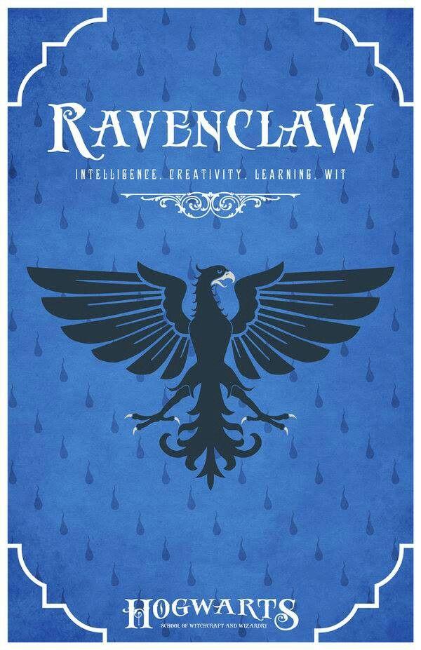 Ravenclaw Harry Potter Houses Harry Potter Ravenclaw Harry Potter Universal