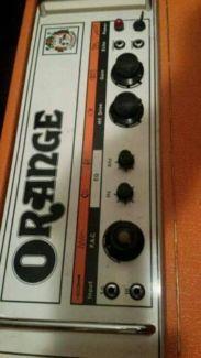 orange amp combo or 80 1976 in n rnberg weststadt musikinstrumente und zubeh r gebraucht. Black Bedroom Furniture Sets. Home Design Ideas