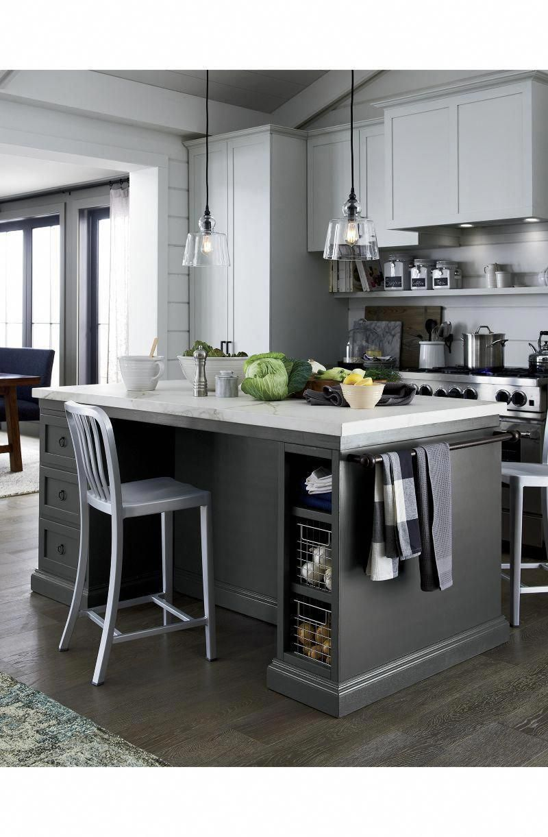 To make your kitchen a visually appealing space, you can