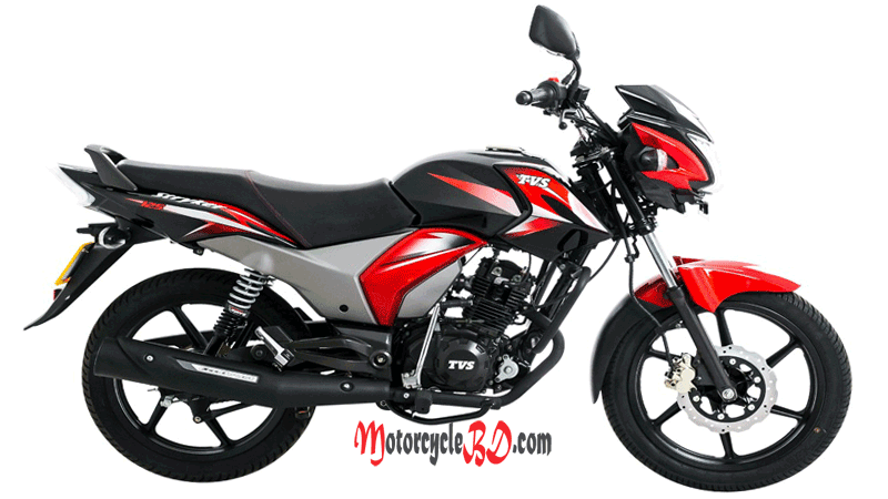 Tvs Stryker 125 Motorcycle Price In Bangladesh 125 Motorcycle Motorcycle Price Bike Prices