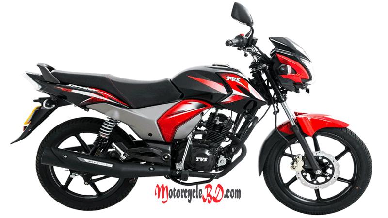 Tvs Stryker 125 Price In Bangladesh Motorcycle Price 125