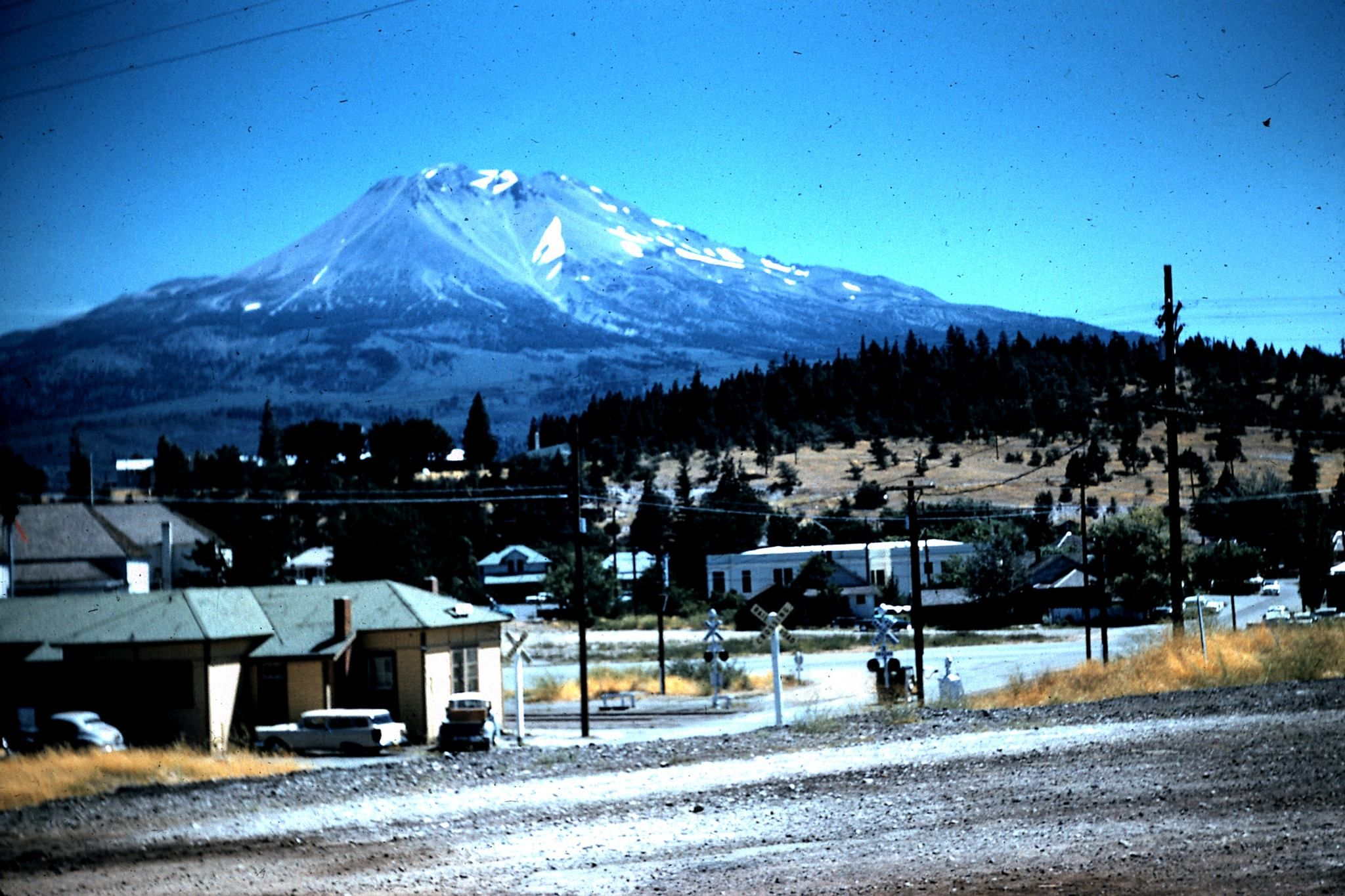 In the past shasta siskiyou county city