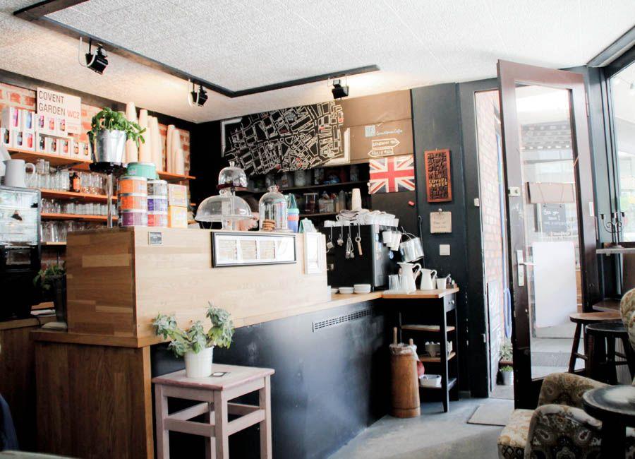 Eines meiner lieblings caf s covent garden d sseldorf for Cafe de jardin in covent garden