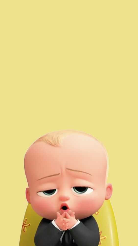The Boss Baby Poster Collection 30 Printable Posters Free Download Di 2020 Kartun Gambar Karakter Kartun Disney