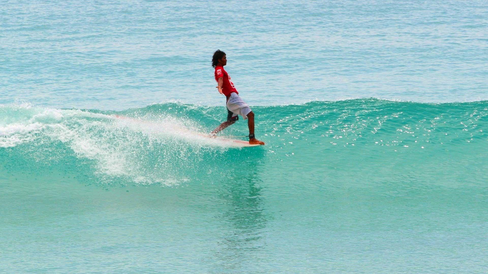 Surfing Phuket - Kata Beach - Education Abroad Asia   Phuket, Surfing, Surfing destinations