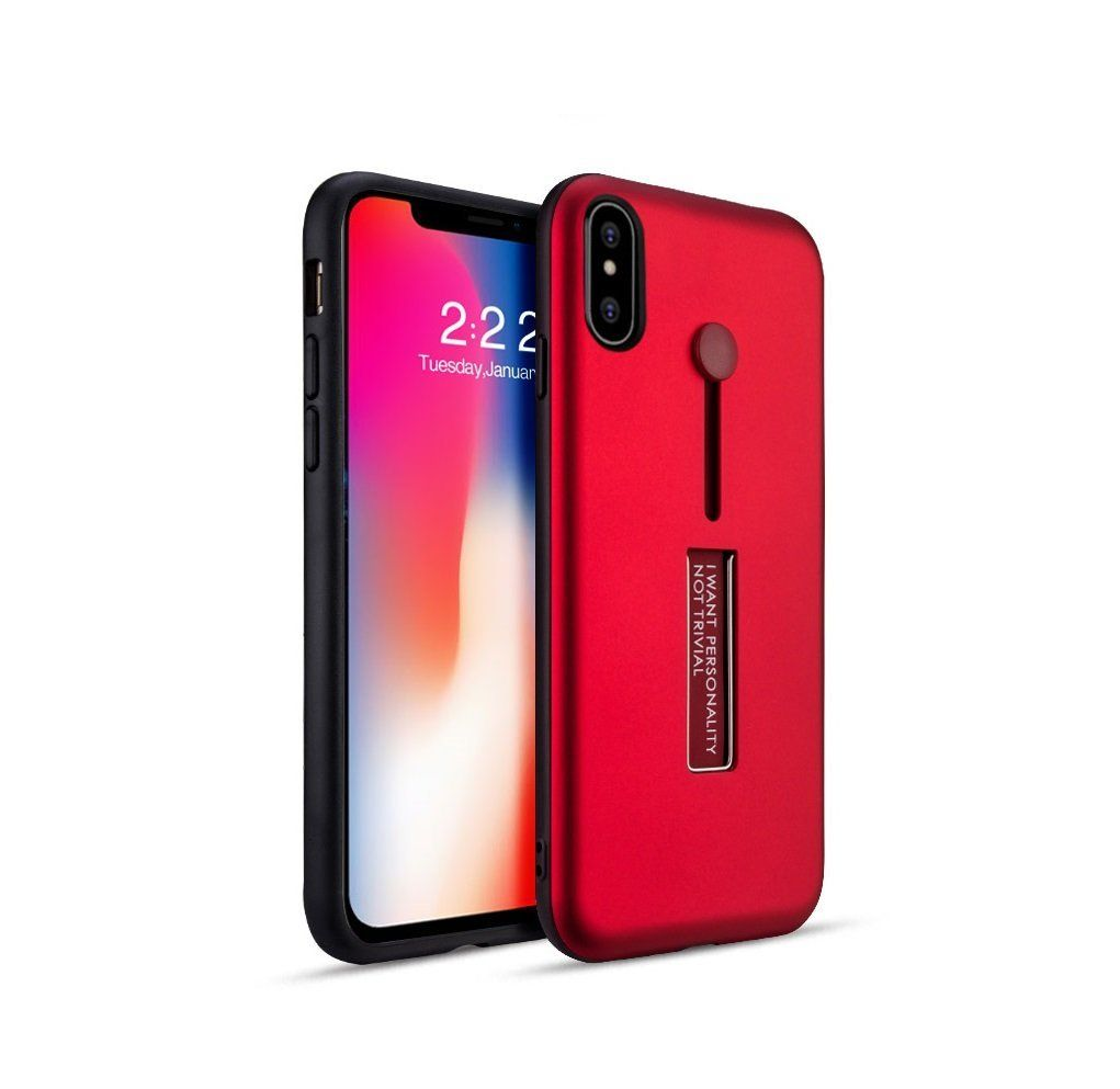 coque iphone xr doigt