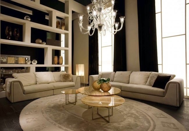 Fendi Casa Prestige Sofa