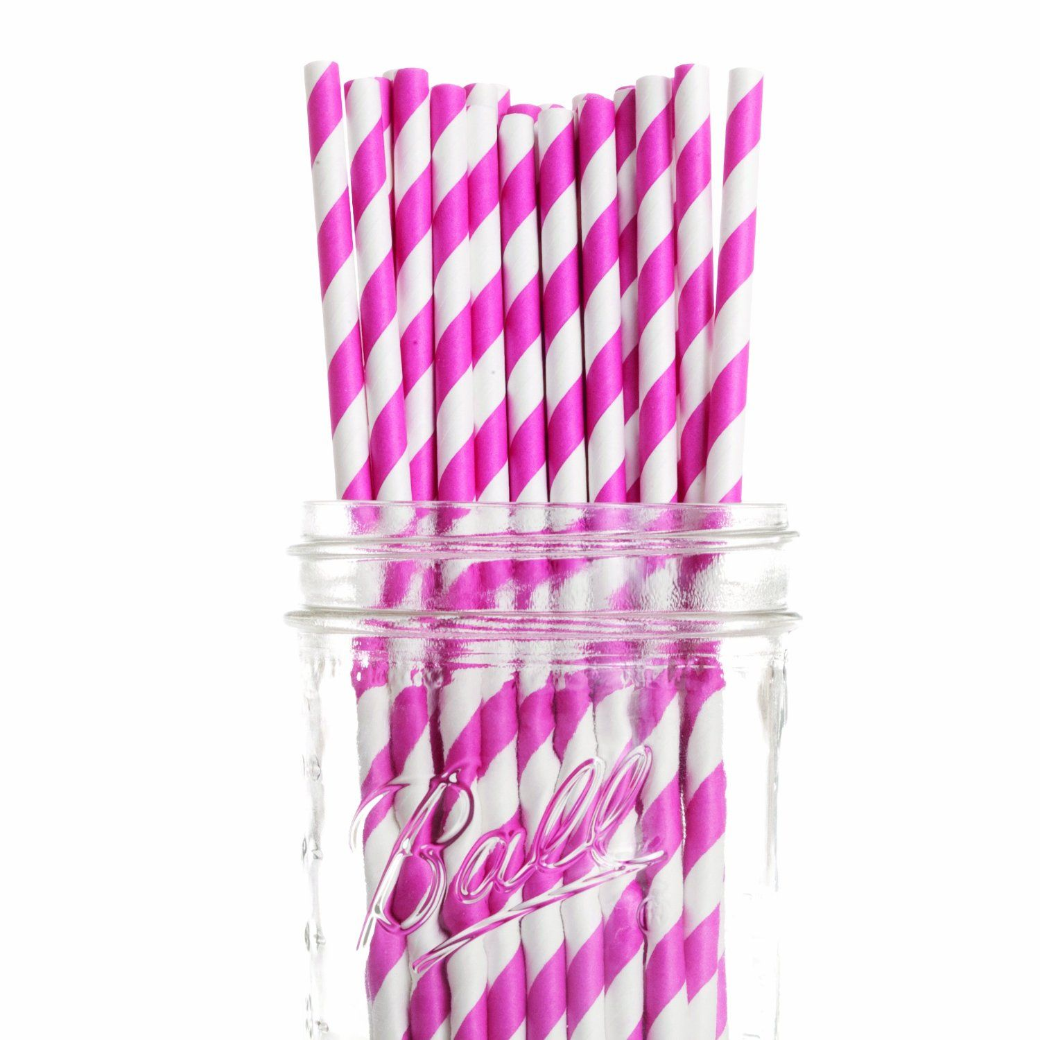 Amazon.com: Dress My Cupcake 25-Pack Vintage Paper Cakepop Straws, 6 ...