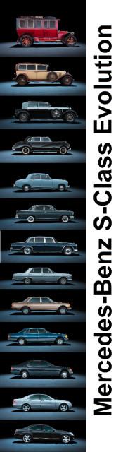 Mercedes-Benz-S-Class Evolution