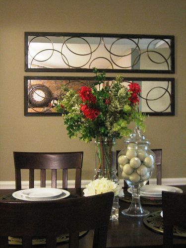 Circle Mirrors | Decor, Wall decor, Home decor