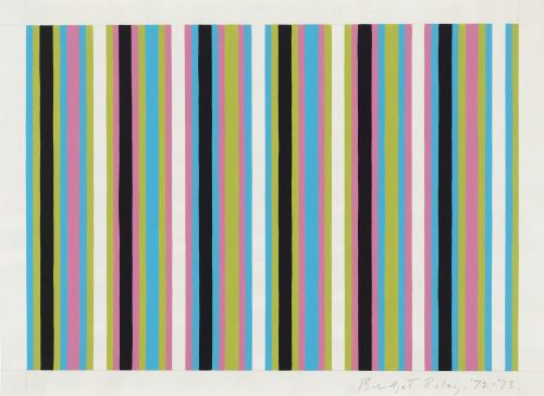 a key figure of the 1960s op art movement  british painter