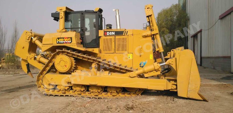 HBXG SD8N Mining Bulldozer | Bulldozer, Cummins engine, Torque converter