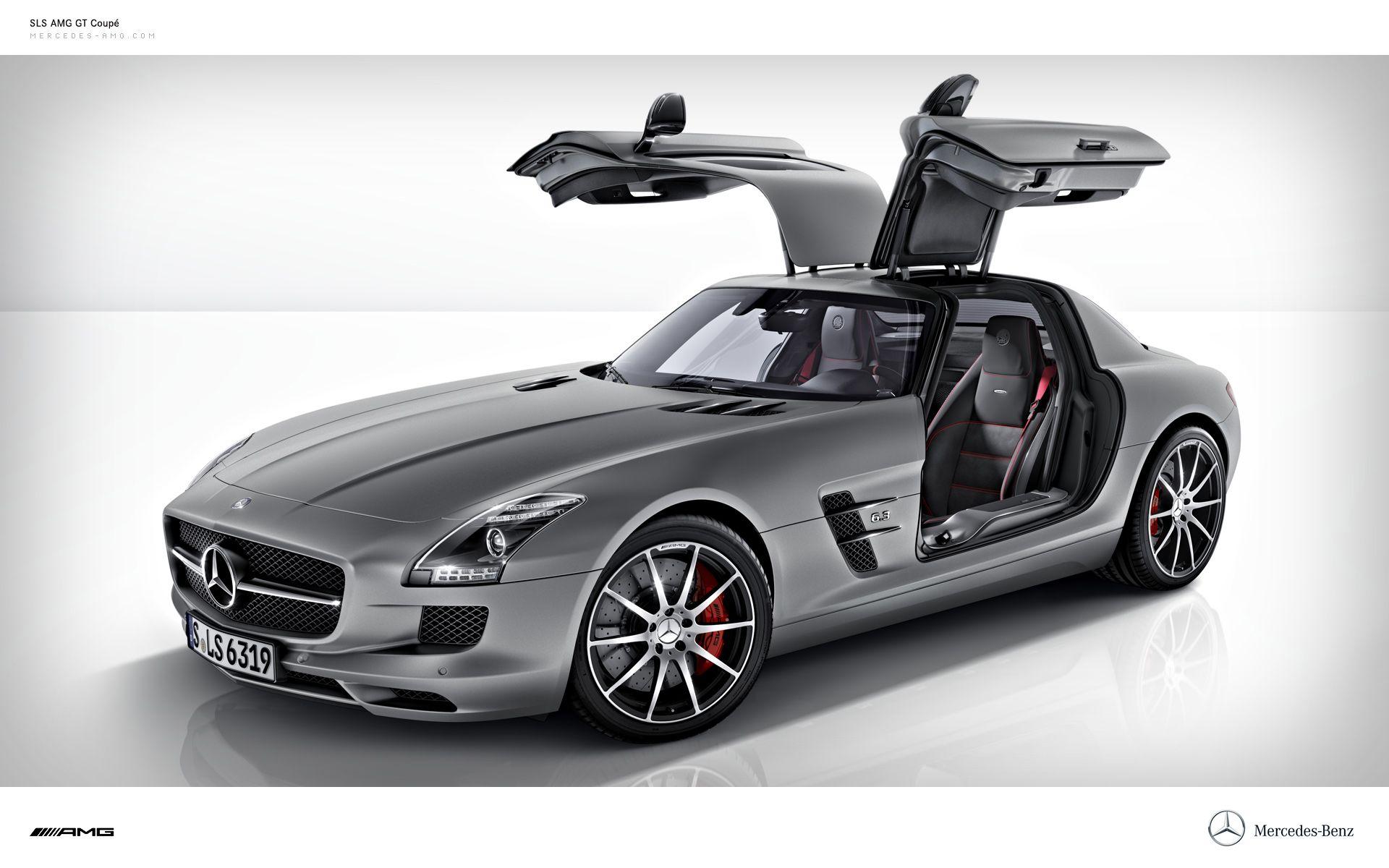 Mercedez Amg Gullwing Mercedes Benz Sls Mercedes Benz Sls Amg Mercedes Sls