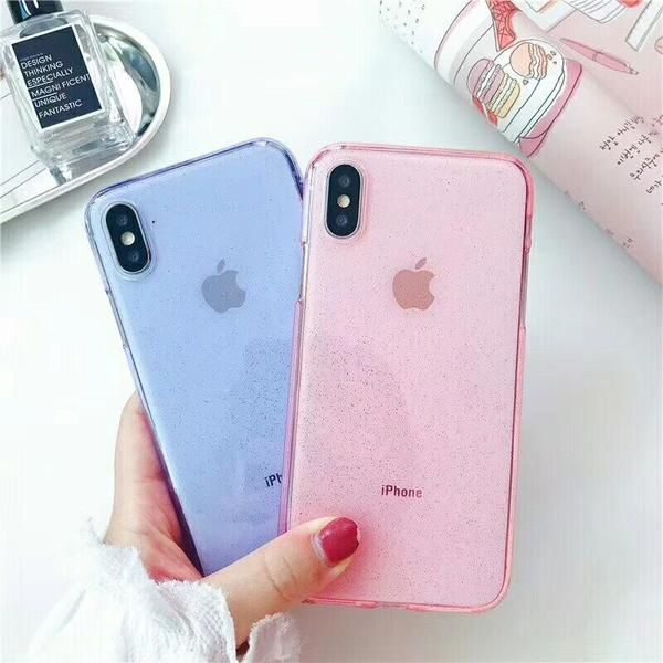 Clothes, Shoes & Accessories Lack Candy Color Anti-knock Clear Soft Cases For Iphone Xs Max Transparent Protector Back Cover For Iphone 8 Plus 6 6s 7 X Xr Boys' Shoes