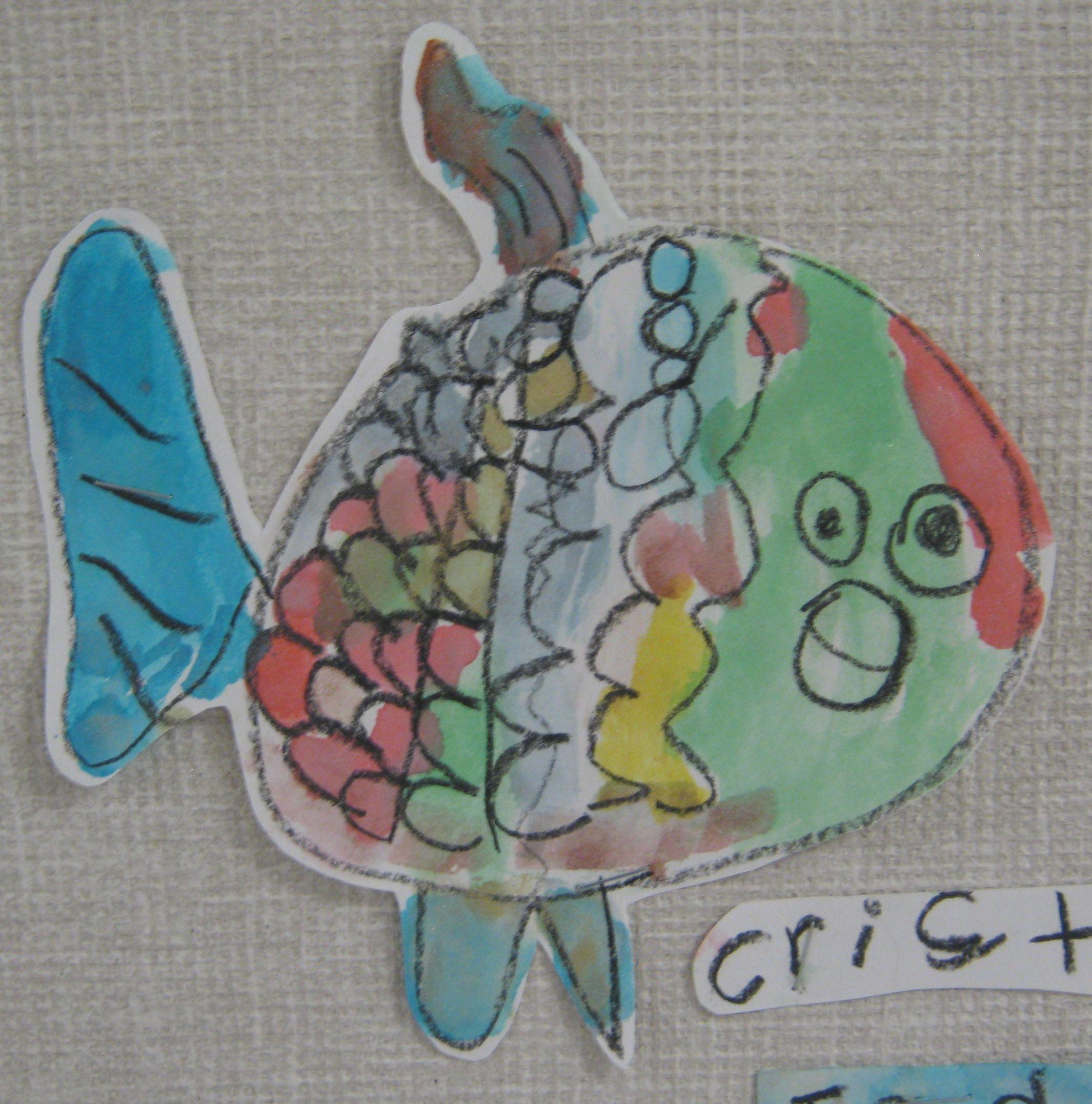 Kindergarten Rainbow Fish