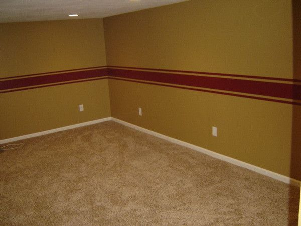 49er Wall Paint Google Search 49ers Bedroom Ideas 49ers Room Room Ideas Bedroom