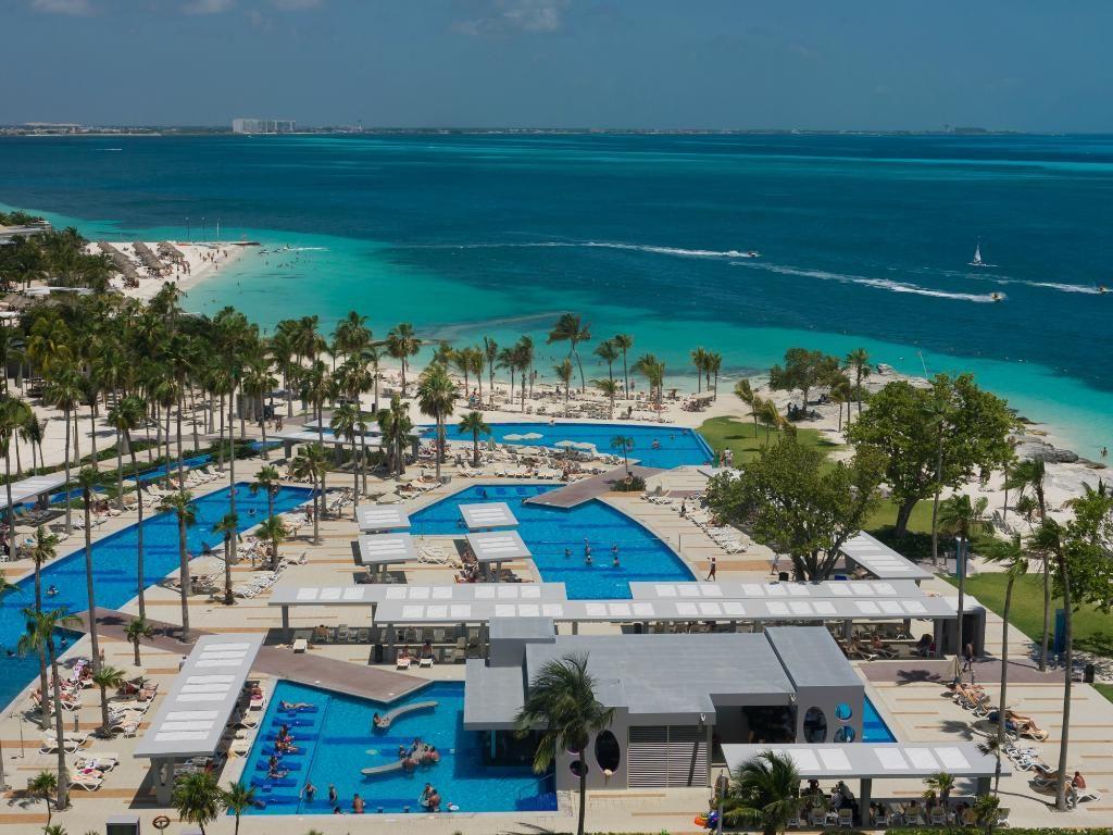 Hotel Riu Palace Peninsula Cancun Mexico Resort All