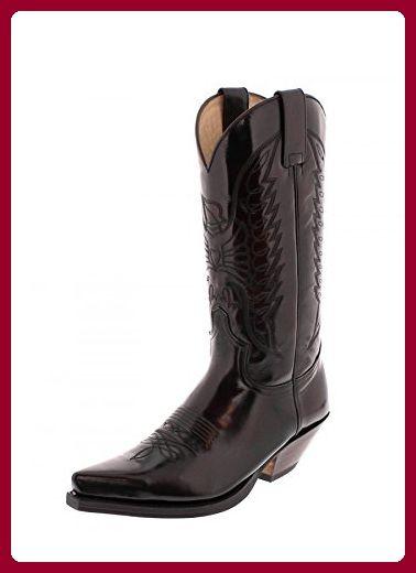 Boots Cowboystiefel Herren 2073 Sendra Fuchsia Damenamp; oCBrdxeW
