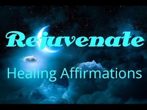 POWERFUL: Rejuvenate   Sleep   Super Healing SPOKEN Suggestions   Isochronic   Binaural - CALM Space© Hypnosis