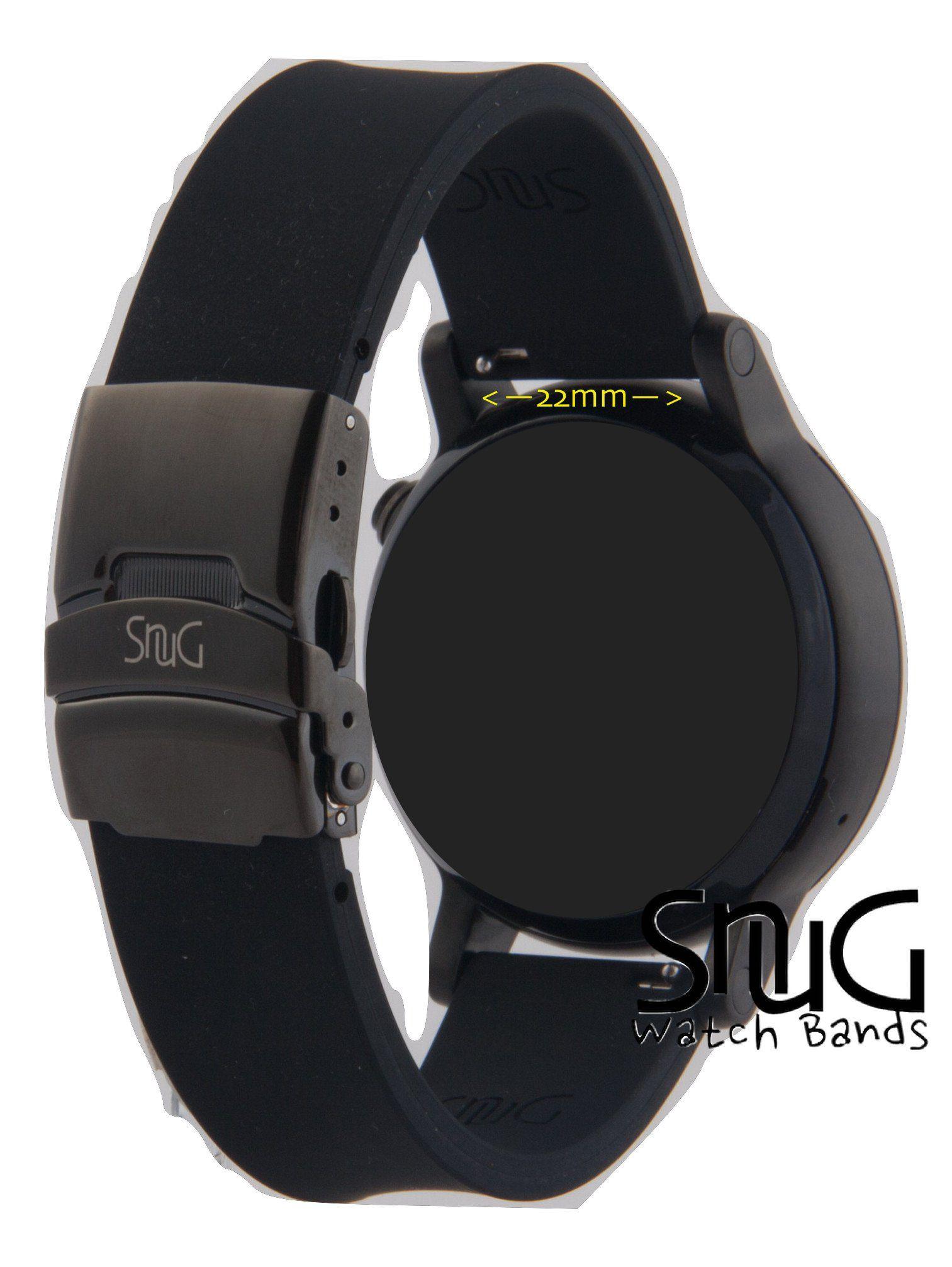 Gear S3 Watch Band SnuG Silicone SmartWatchBands Smart