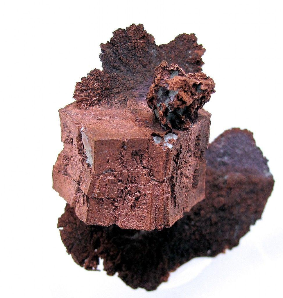 Copper, Locality: San Agustín Mine, Corocoro, Pacajes Province, La Paz Department, Bolivia