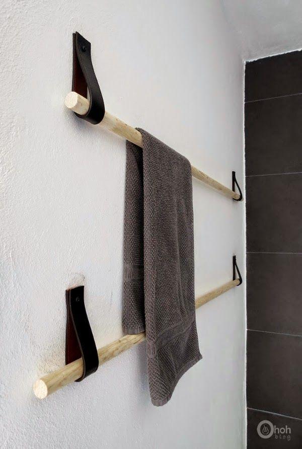 Hege In France Home Pinterest Salle De Bains Salle Et - Porte manteau salle de bain
