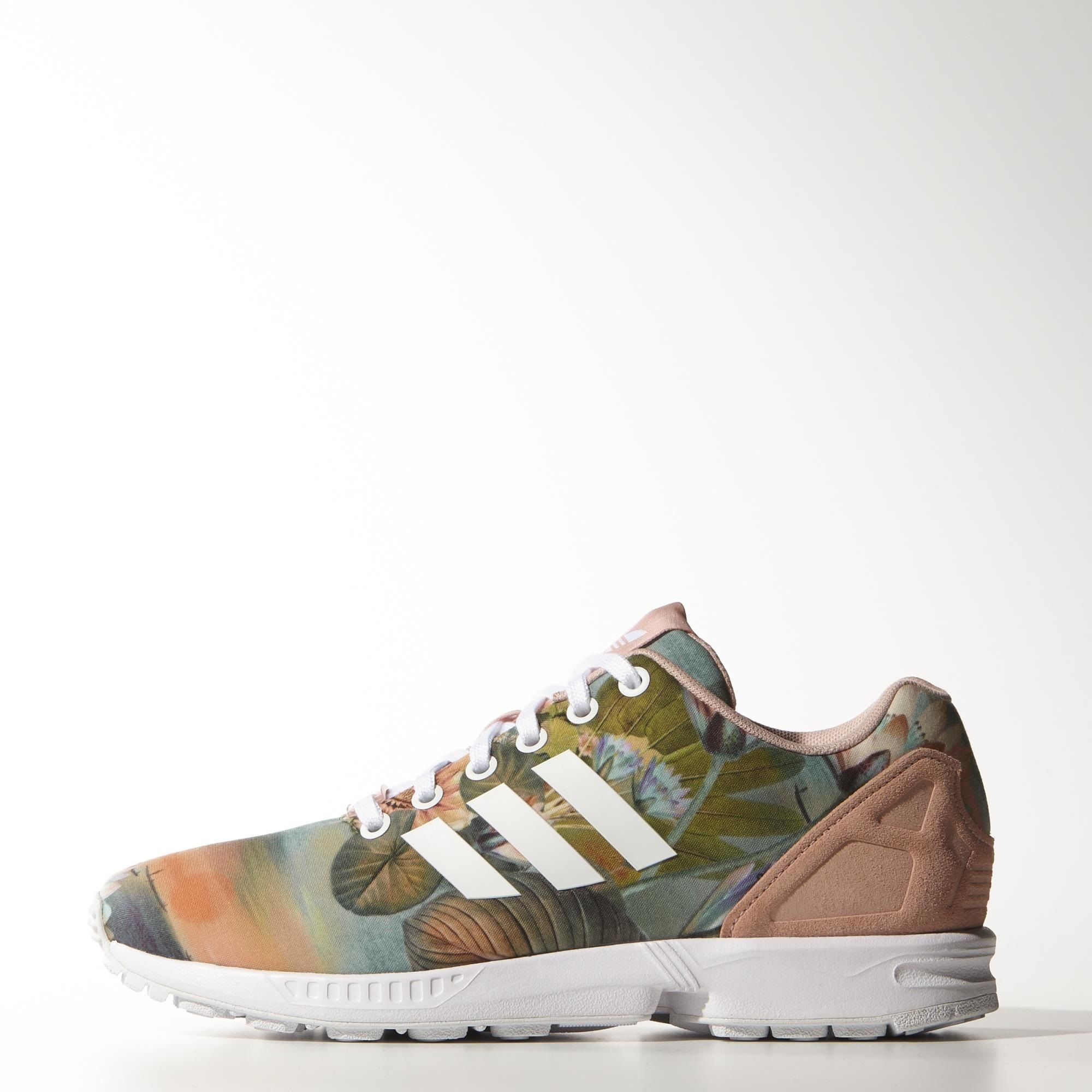 Adidas Schuhe Zx Flux Dust Pink