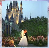How Do We Get Mickey And Minnie There Wedding Ideas Pinterest Disneyworld Disney Weddings Planners