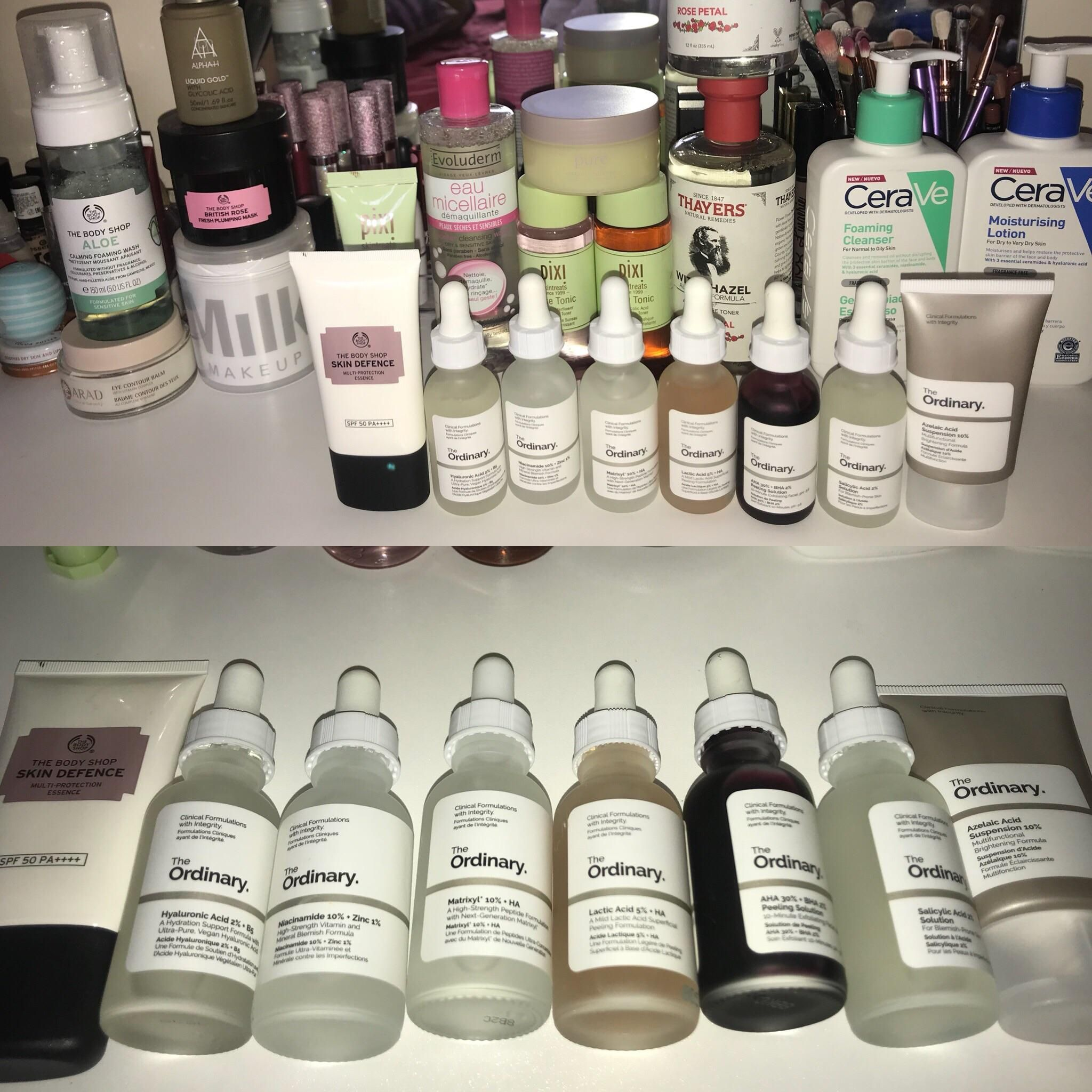 Routine Help Ready For New Skincare Routine Thanks A Lot To Reddit Wewangian