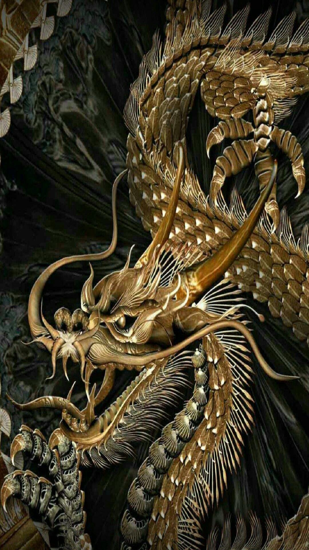 Доброе осеннее, картинки драконы на телефон
