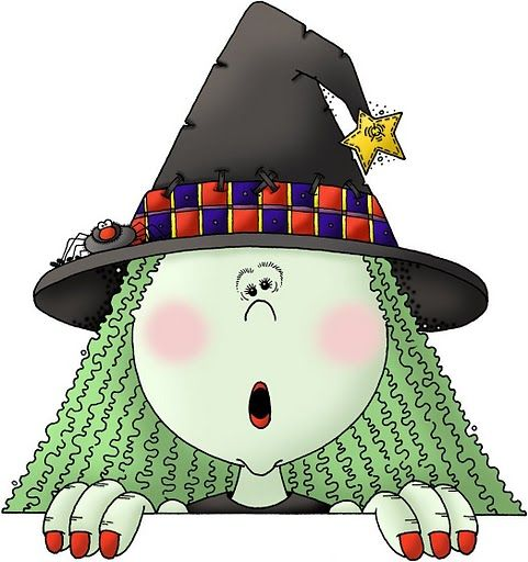 Figuras de Halloween  BRUJAS  Pinterest  Brujas Brujo y Halloween