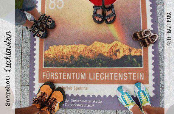 Thrifty Travel Mama | Snapshot: Vaduz, Liechtenstein with Kids