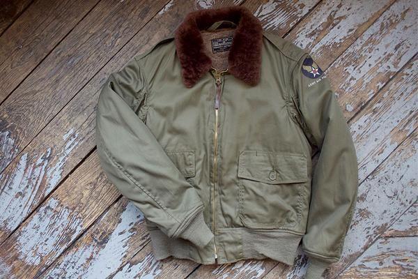 eba20619736 Eastman Leather Clothing B-10 Flight Jacket