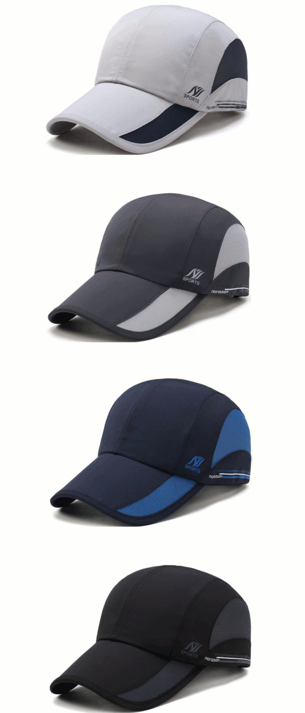 Mens Baseball Cap Fashion Printing Unisex Sunscreen Hat Outdoor Casual Hat Sport