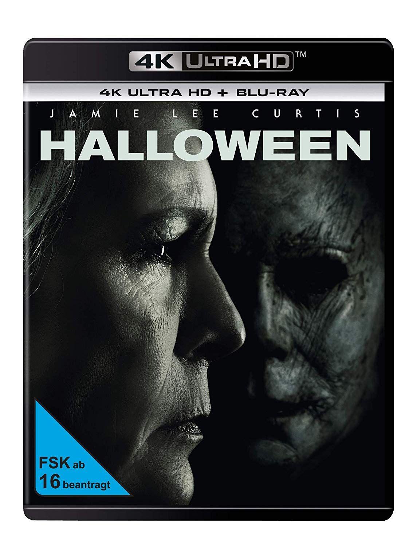 Halloween 2018 Ultra Hd Blu Ray 4k Blu Ray Disc Halloween 2018 Filme Blu Ray