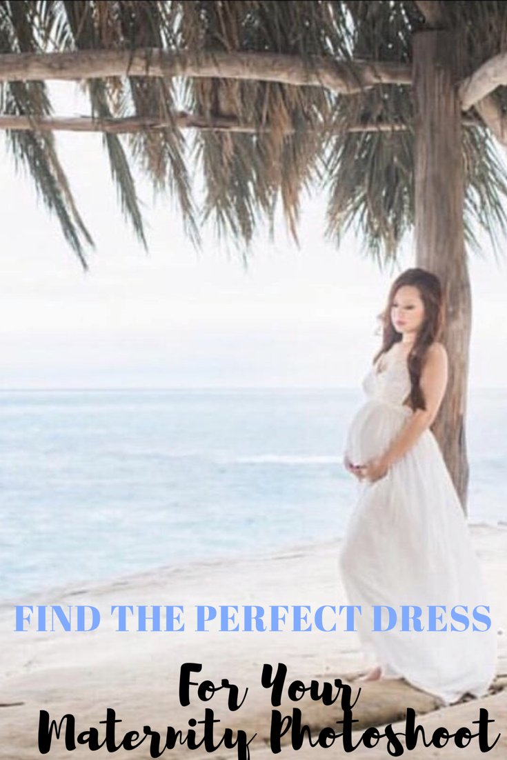 cd8f2e789f3 The top 35 maternity dresses for photography. Find the perfect dress to  look gorgeous in